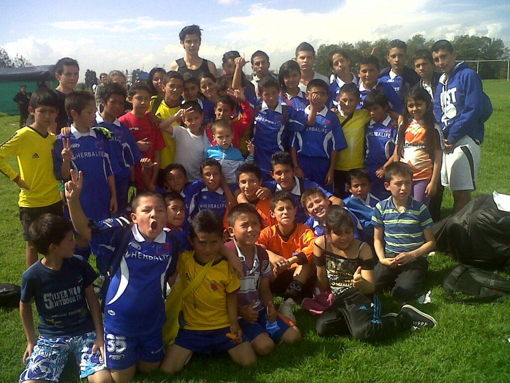"""Programa """"El Fútbol Mi Pasión"""